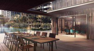 Parc Clematis-Poolside-Dining-Verandah