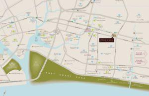 Parc Clematis-location-map