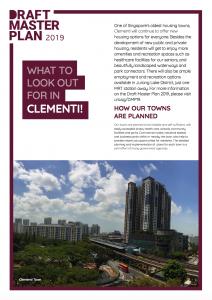 2019 URA Master Plan For Parc Clematis