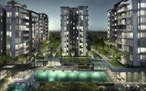 More new units were launched - particularly those from Forett at Bukit Timah, ahead of the Hungry Ghost month