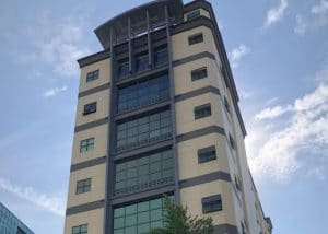 Prime warehouse rents in Singapore declined only 0.6 per cent from the second half of 2019, said Knight Frank.PHOTO: KNIGHT FRANK